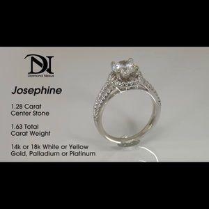 Nexus Diamond Ring